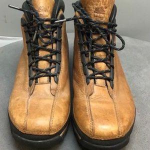 Timberland Men Brown Boots Sz 8.5